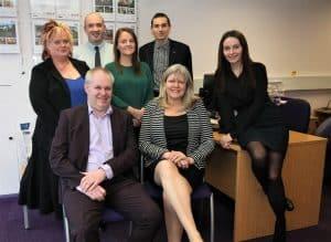Estate Agents Team in Bolton